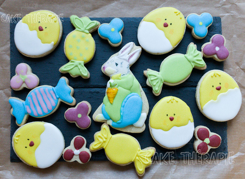 Sugar Easter Cookies